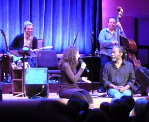 Ariella and Bobby McFerrin at Orchestra Hall 030