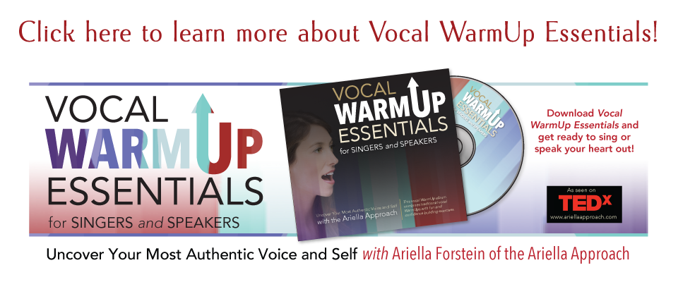 vocal warm up essentials